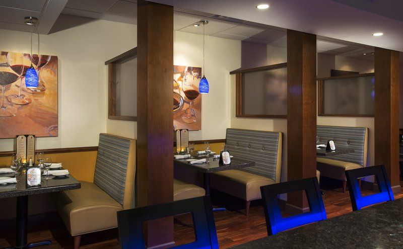 BITE Bistro & Wine Bar-Featuring Comfortable Booths-Crowne Plaza