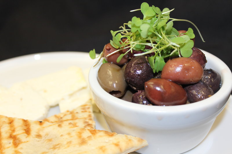 Try our Feta and Olives Appetizer