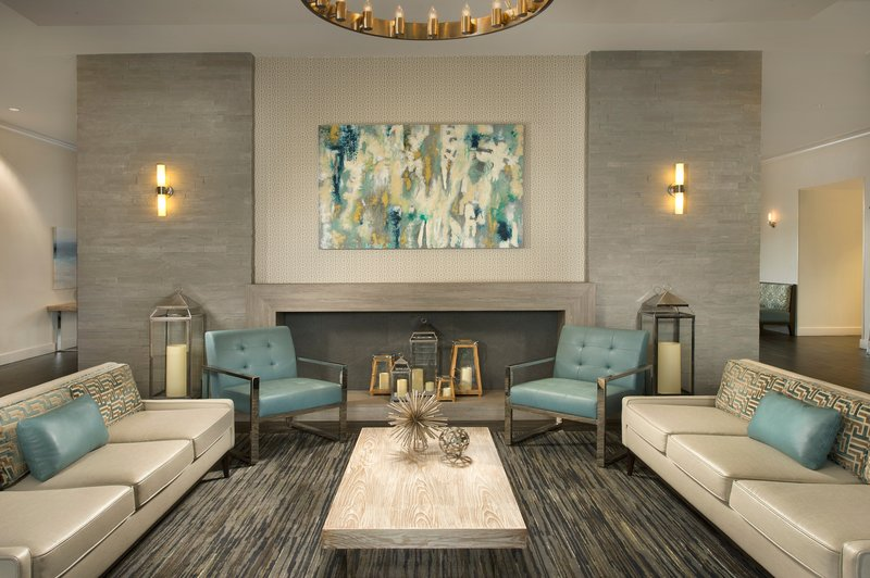 Welcome to Staybridge Suites Miami Doral Area - Hotel Lobby