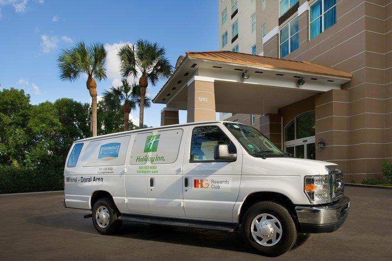 Staybridge Suites Miami Doral Area- Shuttle