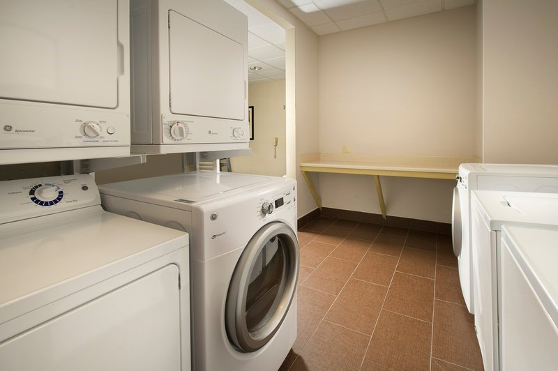 Complimentary Laundry facility open 24 hours for guest use