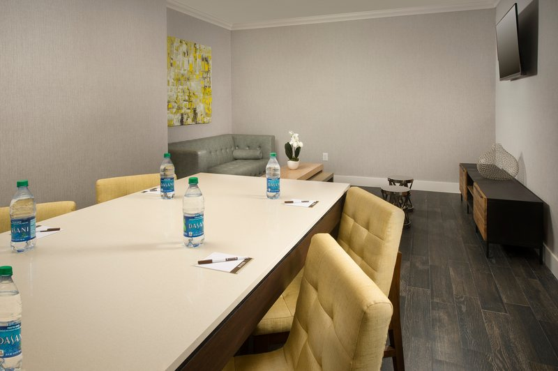 Staybridge Suites Miami Boardroom perfect for small meetings