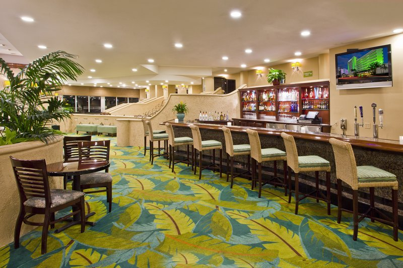 Grab a drink at our hotel bar and lounge