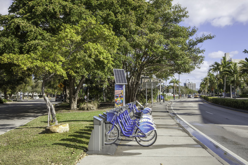 Citibike Rentals Nearby
