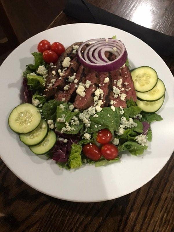 Sirlon Steak Salad