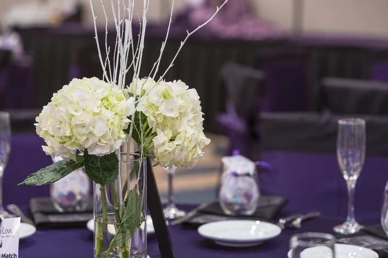 Let us handle the details for your big day! Call for a tour.