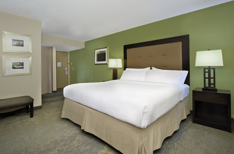 1 King Bed Guest Room at Holiday Inn Metairie