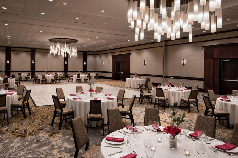 Exquisite Grand Ballroom