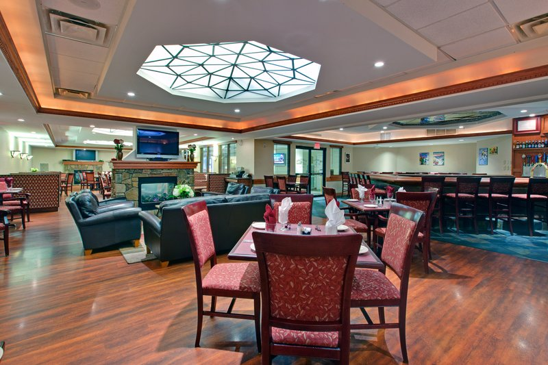 Welcome to Harper's, our on-site restaurant at the Holiday Inn