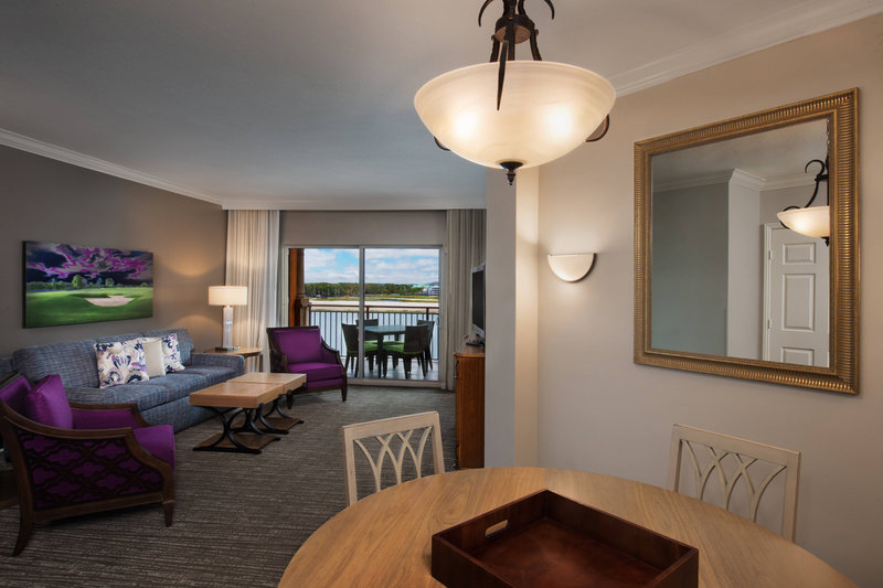 Two-Bedroom Villa - Living & Dining Area