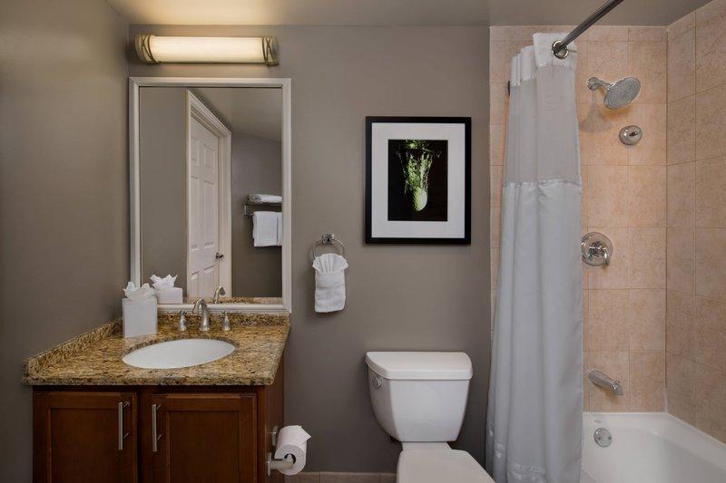 Two-Bedroom Villa - Bathroom