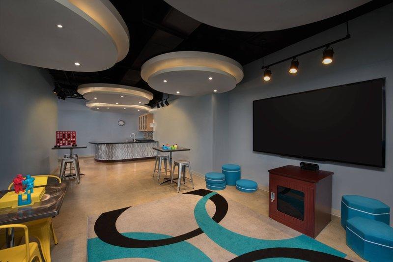 Vizcaya Room - Activity Center