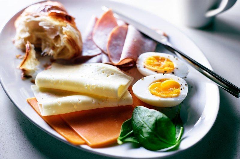 Complimentary Breakfast Buffet Options