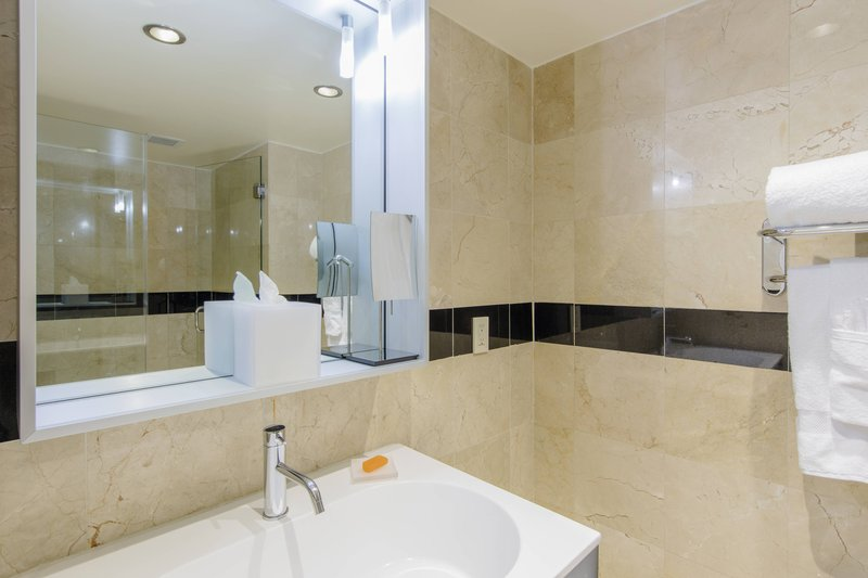 King Studio - Bathroom