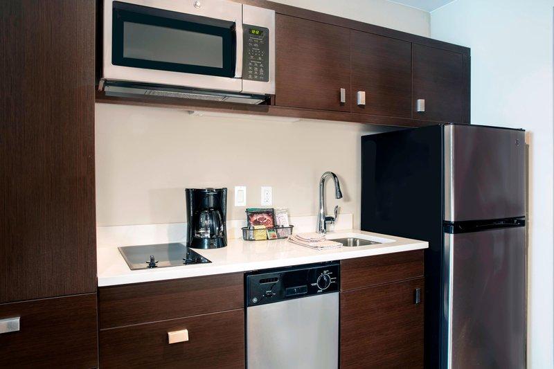 Studio King - Kitchen