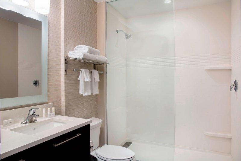 Suite Bathroom - Shower
