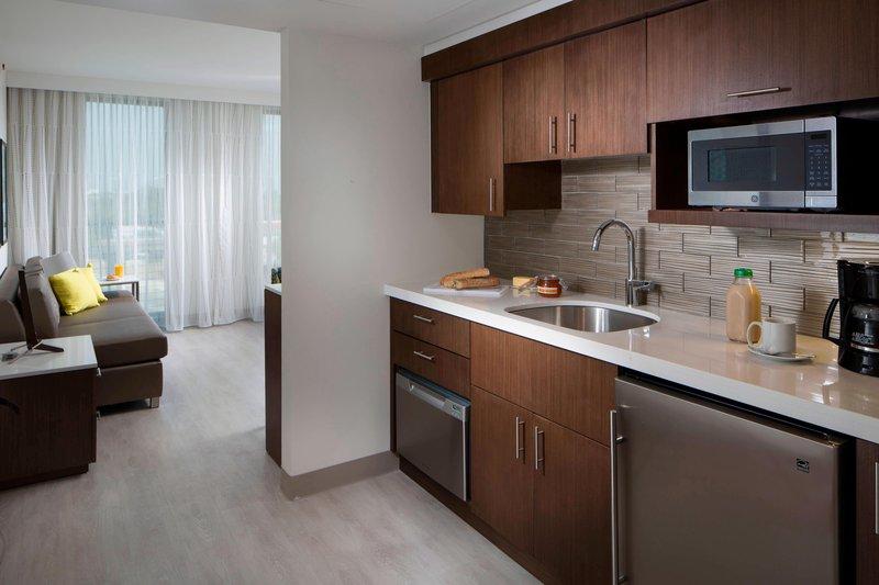 Studio Suite - Kitchen Area