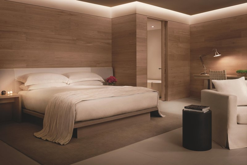 King Bungalow Suite Bedroom