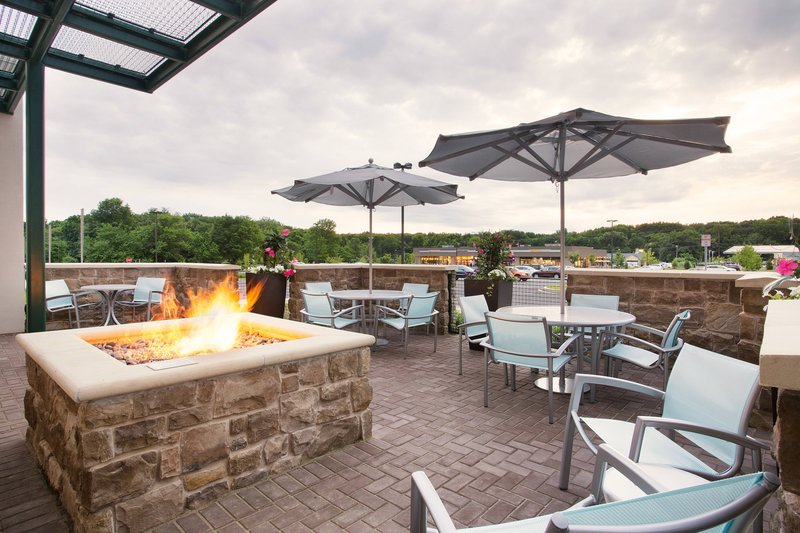 Outdoor Patio Firepit