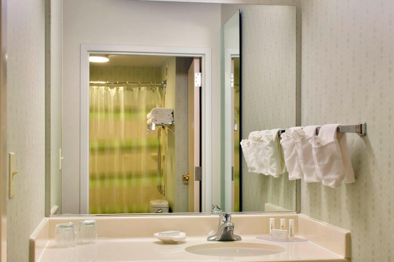Suite Bathroom - Vanity