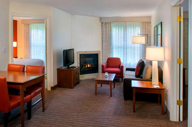 Two-Bedroom Suite with Fireplace