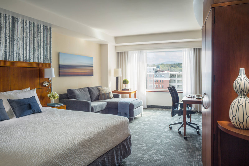 Guest Room - King City View
