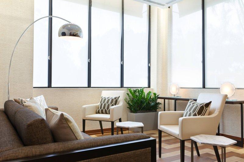 M Club- Sitting Area