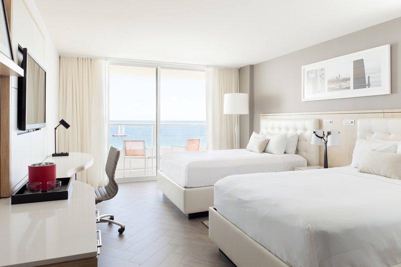 Double/ Double Ocean Front Room