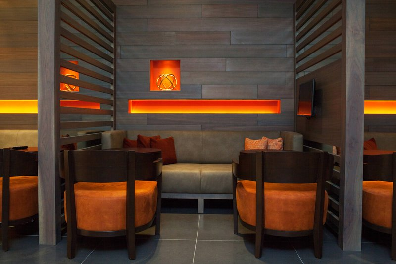 Lobby Private Seating Area