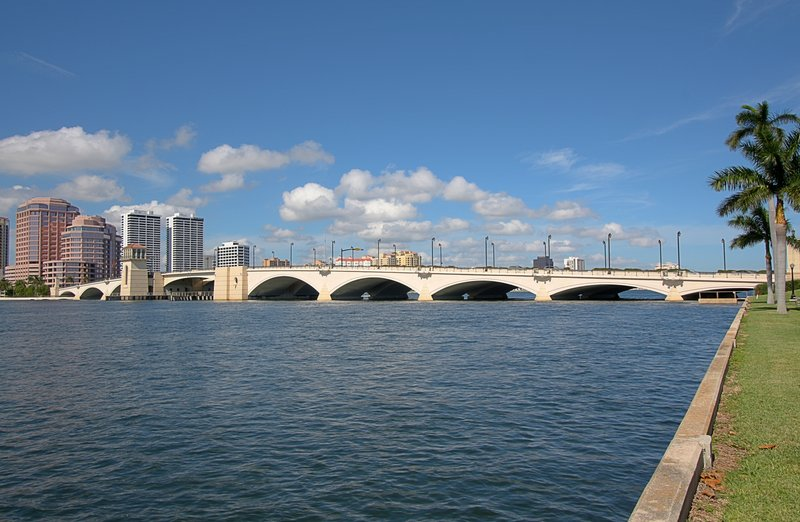 Downtown West Palm Beach