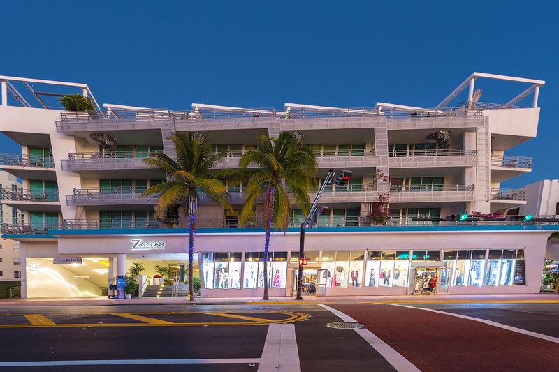 Ocean Drive Hotel in South Beach