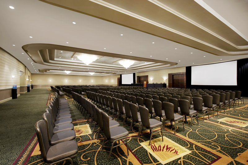 Our 12,000 square foot Grand Ballroom for your next special event