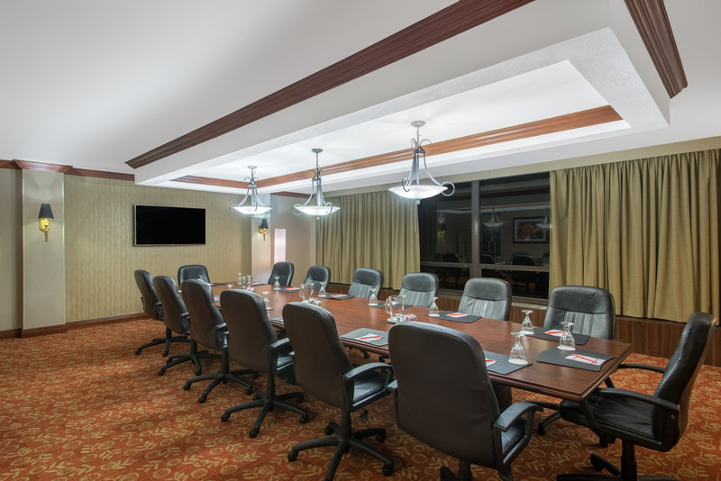 Boardroom-with seating for 14 people