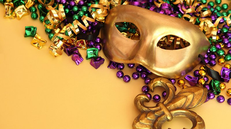 Attend Mardi Gras with us and let the good times roll