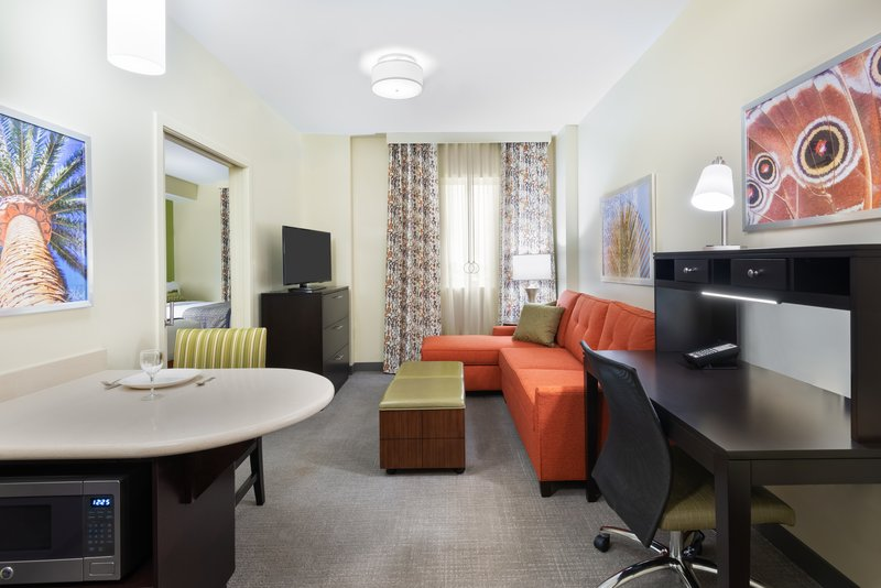 Our suites are ideal for short & extended stays to the Miami area.