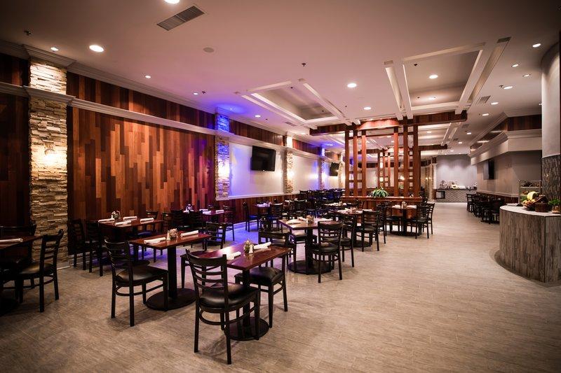 Embers Restaurant open daily for breakfast, lunch & dinner