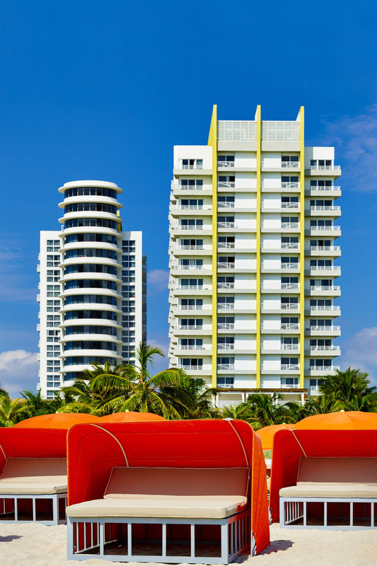 Royal Palm - View From Beach