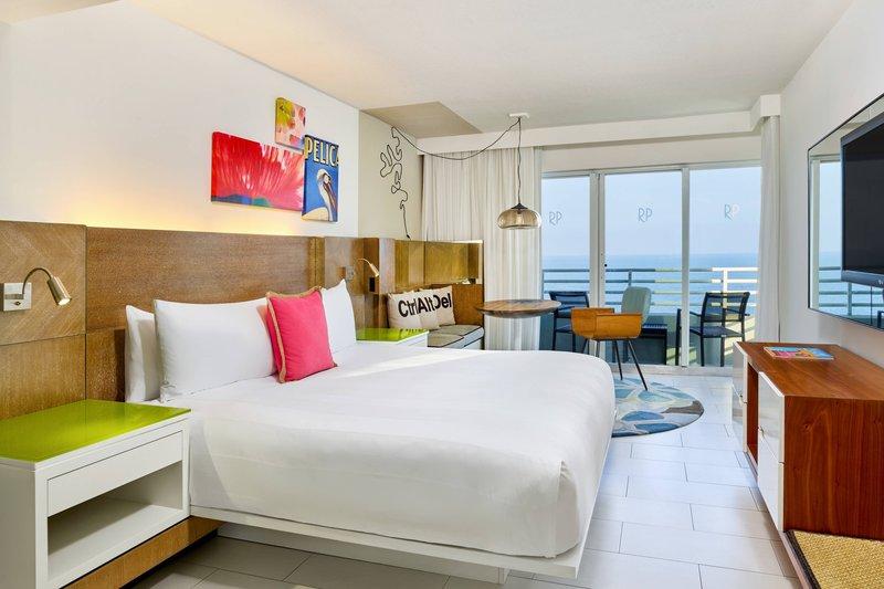 King Oceanfront Guest Room