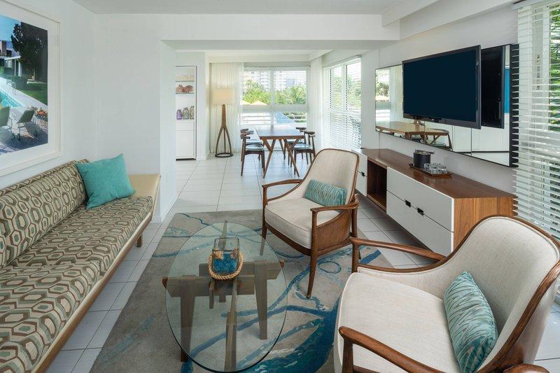 Two-Bedroom Oceanview Suite
