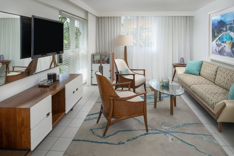 Two-Bedroom Family  Suite - Living Area