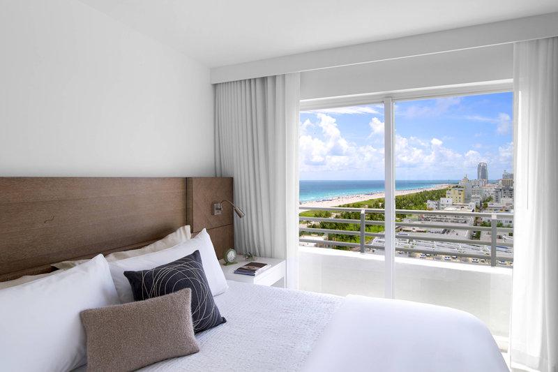 One-Bedroom Apartment - Guest Bedroom