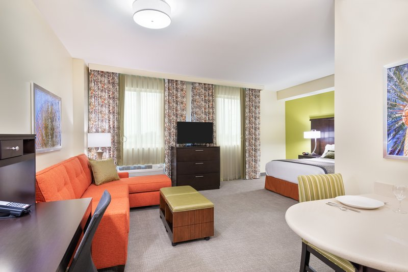 Our ADA rooms were designed with more space & accessible features.
