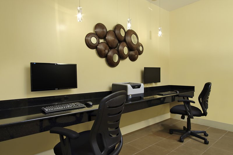 24 Hour, On-site Business Center at Holiday Inn Metairie