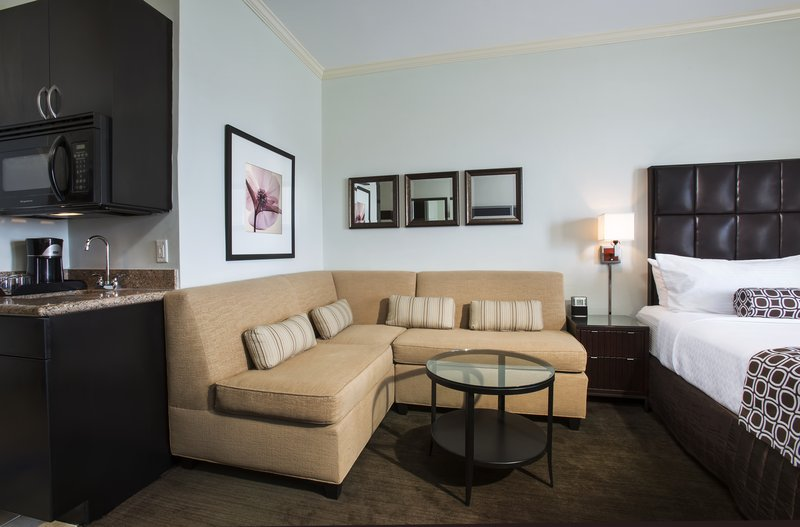 King Room-Sitting Area-Crowne Plaza Orlando Downtown