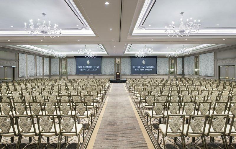 Modern and Refurbished Grand Ballroom