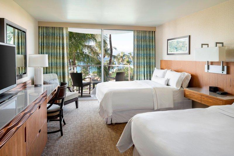 Double Ocean View Guest Room