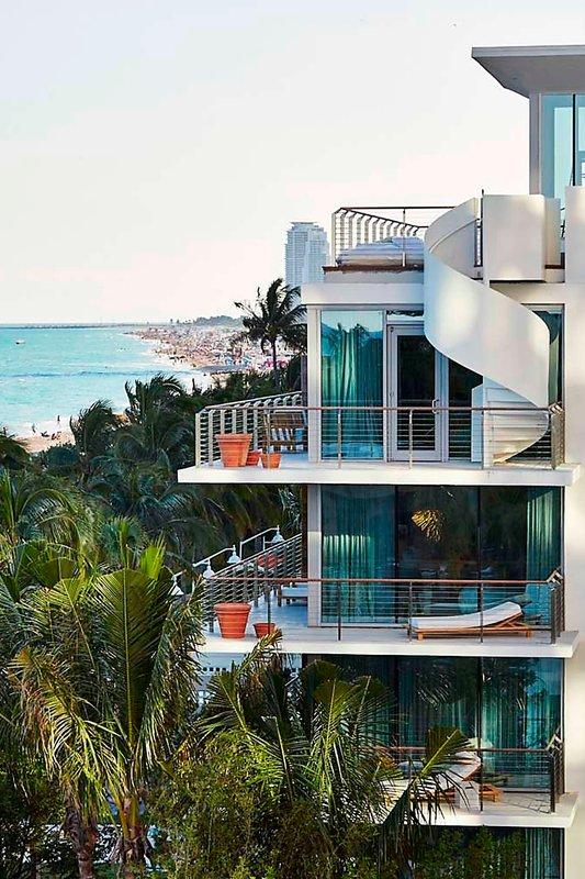 Bungalow Suite Ocean View - Balcony