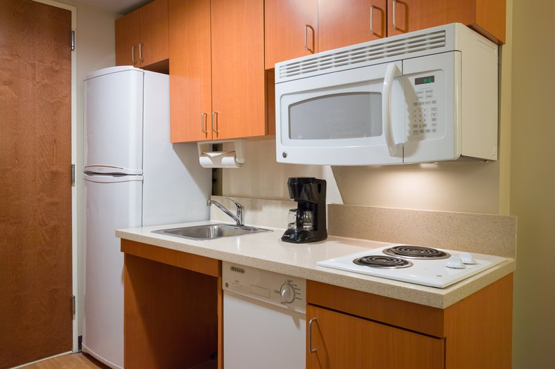 Accessible In-Room Kitchen