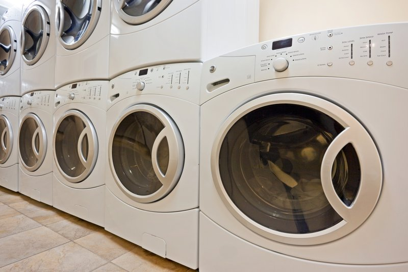 Keep ahead of your laundry needs with our 24hr laundry facility