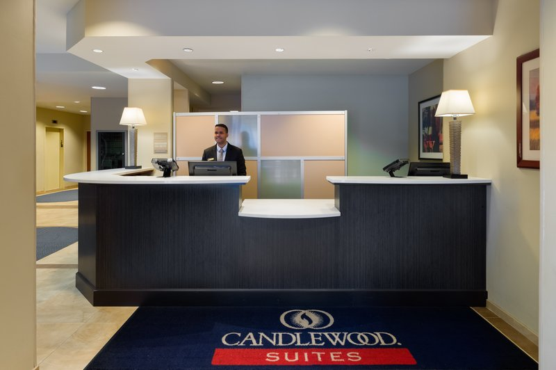 Our 24 hour reception desk will take care of your every need.
